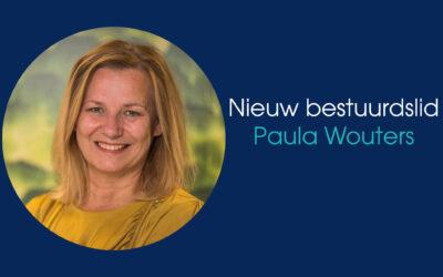 Nieuw bestuurslid | Paula